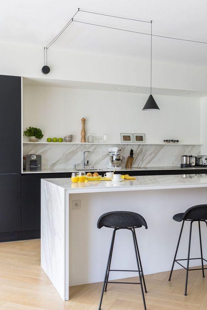 Cuisine Avec Bar : Idées Déco Et Conseils