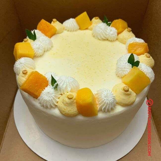 50 Mango Cake Design (Cake Idea) - March 2020 in 2020 ...