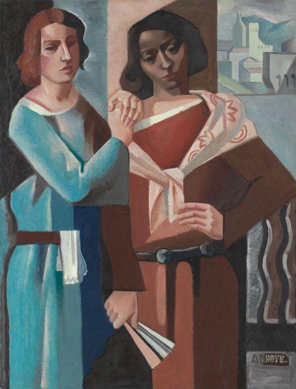 The Ladies Of Avignon The Art Institute Of Chicago Art Figurative Artists Art Institute Of Chicago