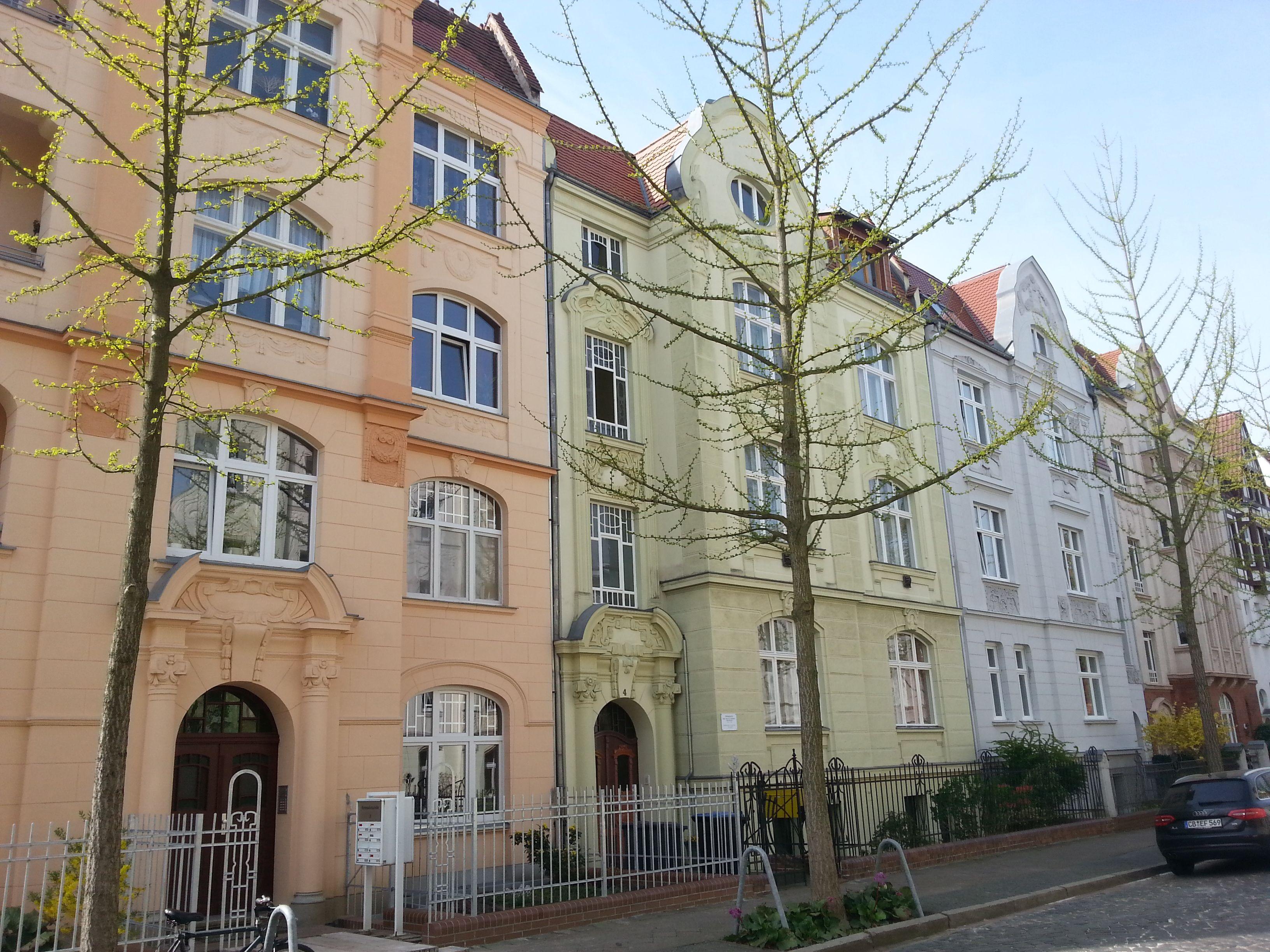 Cottbus, Bonnaskenstraße (mit Bildern) Jugendstil