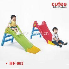 2015 New Style Children Kids Indoor Outdoor Slide Plastic Playground ...