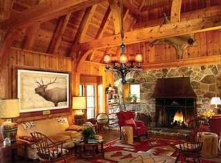 Western Living Room Decor rustic living rooms | creating a warm western living room