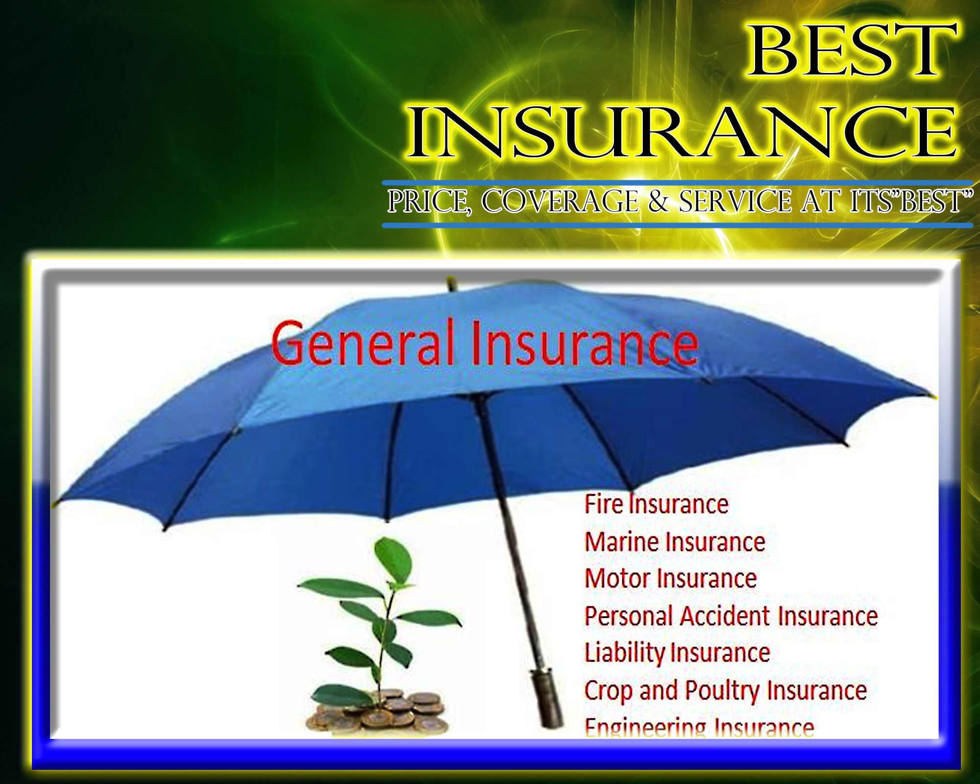 Belair Direct Car Insurance Coverage