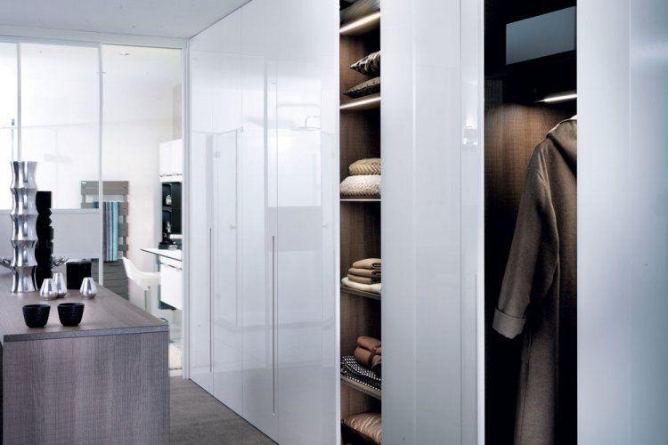 Dressing Mobalpa Porte En Laque Blanche  Meuble Design