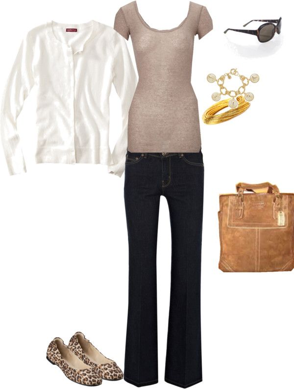 """""""ootd first of fall."""" by kristen-anderson on Polyvore"""