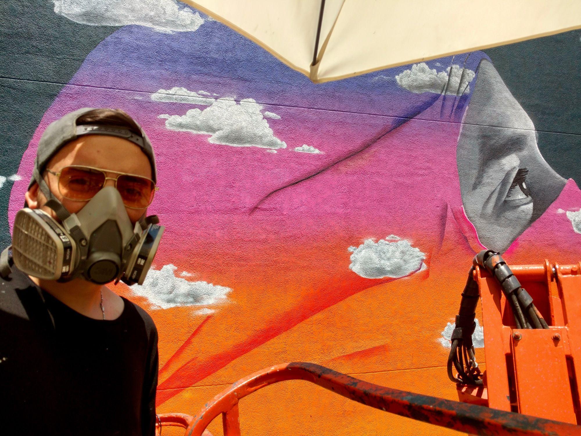 Arte y Ciudad. Entrevista a Dasic Fernández: 'Lo que sí me mueve y siento es cuando me dicen que la obra inspira'