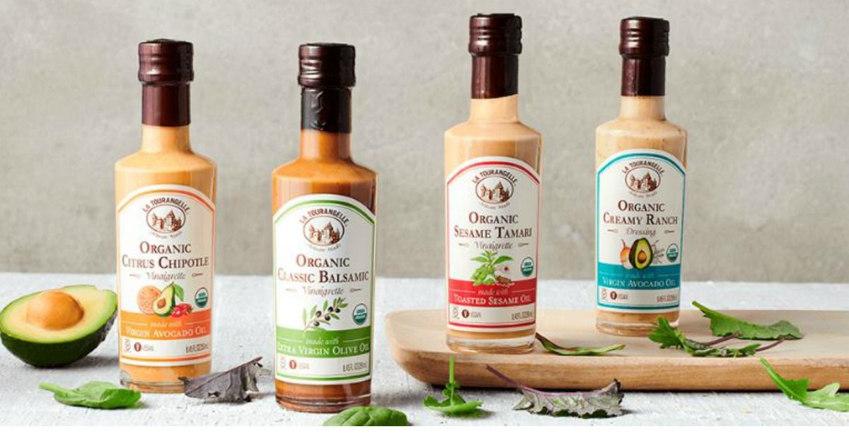 Possible Free La Tourangelle Organic Salad Dressings Coupons