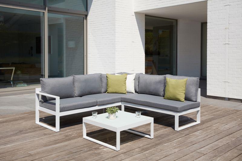 Salon Lounge Caldela Calaxy Overstock Garden Mobilier De Jardin In 2020 Lounge Ideeen Lounges Rugkussens