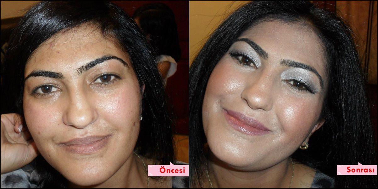 Makeup Artist Sevim Eskisehir Gelin Makyaji Gelin Makyaji Gelin Artist