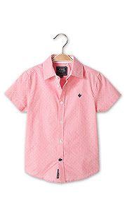 Camicia in rosa