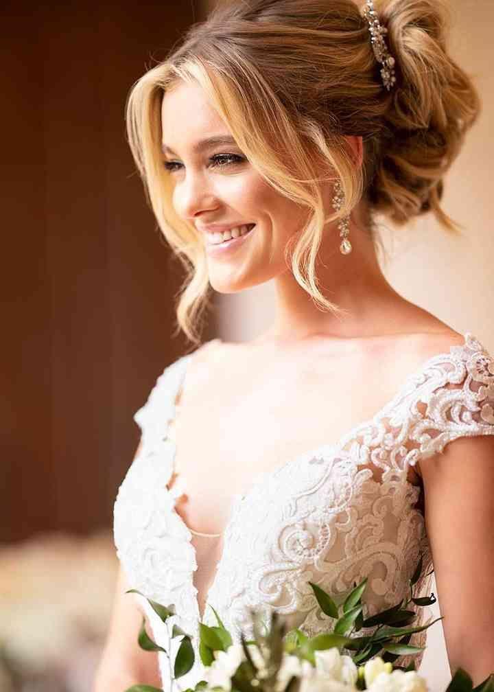 45+ Stella york keyhole back wedding dress ideas