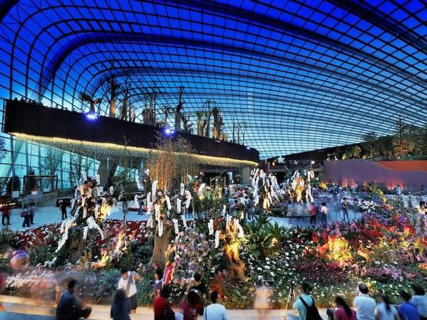 explore gardens by the bay climate control and more - Garden By The Bay Event