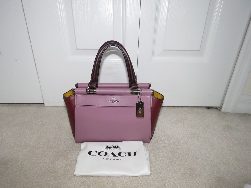 445b11e3210e5 COACH 31919 GRACE BAG 20 COLORBLOCK SILVER JASMINE MULTI CROSSBODY PURSE  NEW NWT  purses  fashion