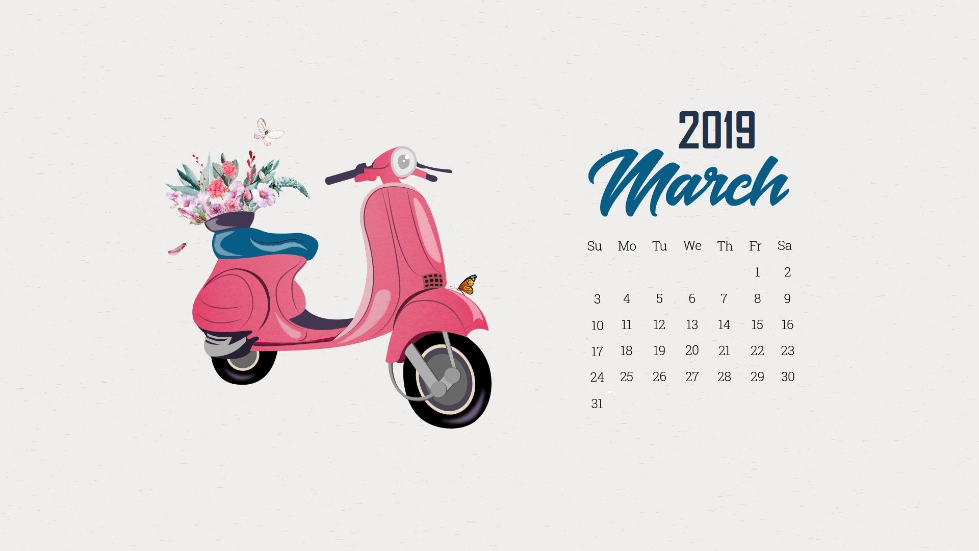 March 2019 Calendar Wallpapers Calendar Wallpaper Desktop Wallpaper Calendar Desktop Calendar