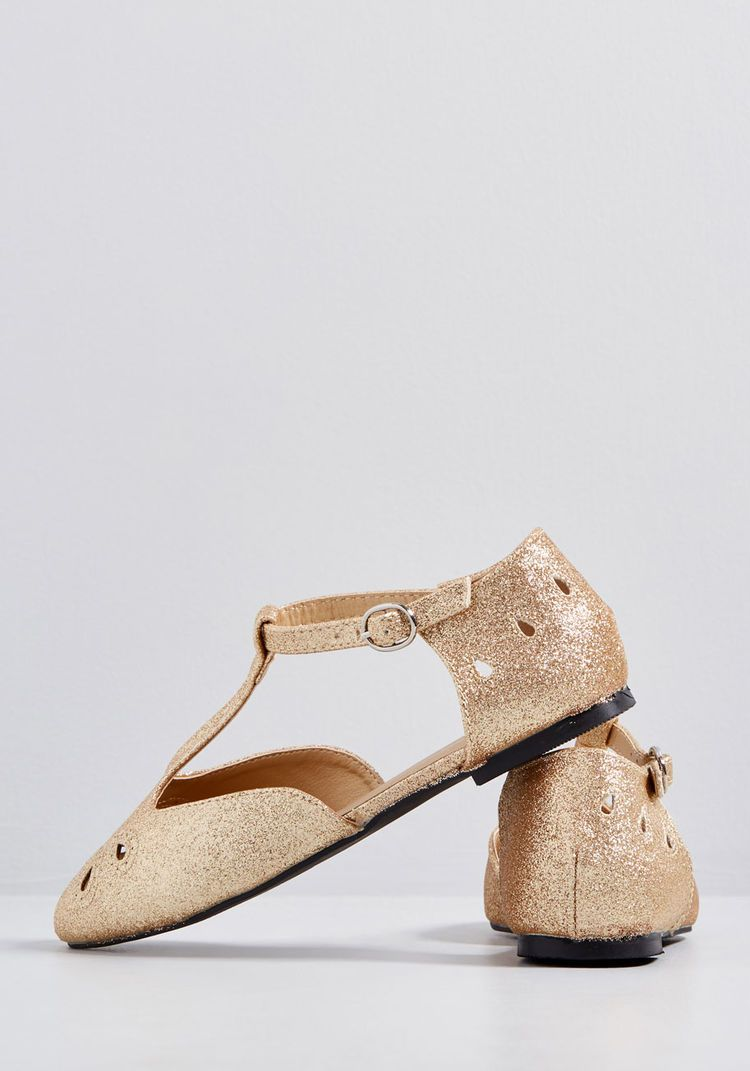 95daad24d2 The Zest Is History T-Strap Flat | Type 1 buying ideas | T strap ...