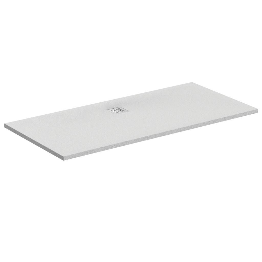 170 x 90 douchetub Ideal Standard Ultra Flat S (met