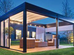 20 Aluminum Pergola Design Ideas