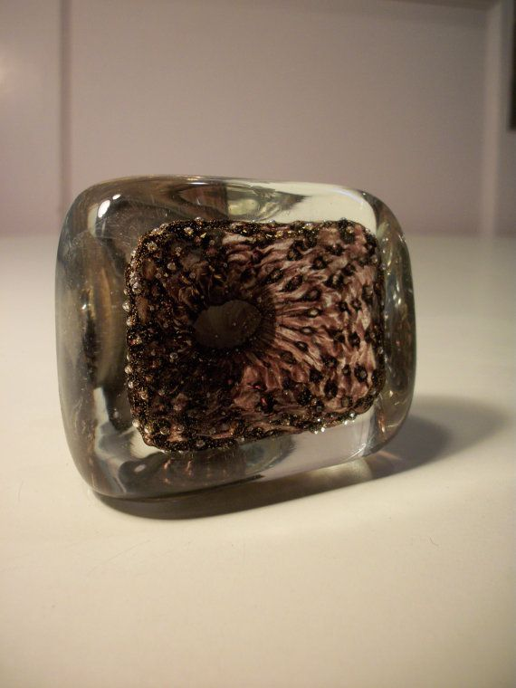 MUST SEE Antique Hand Blown Glass Door Knob by DoubleDogVintage | In ...