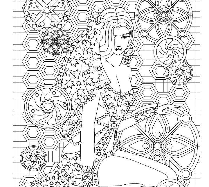 Pin de Gamze Kaya Aldemir en people coloring | Pinterest | Mandalas ...