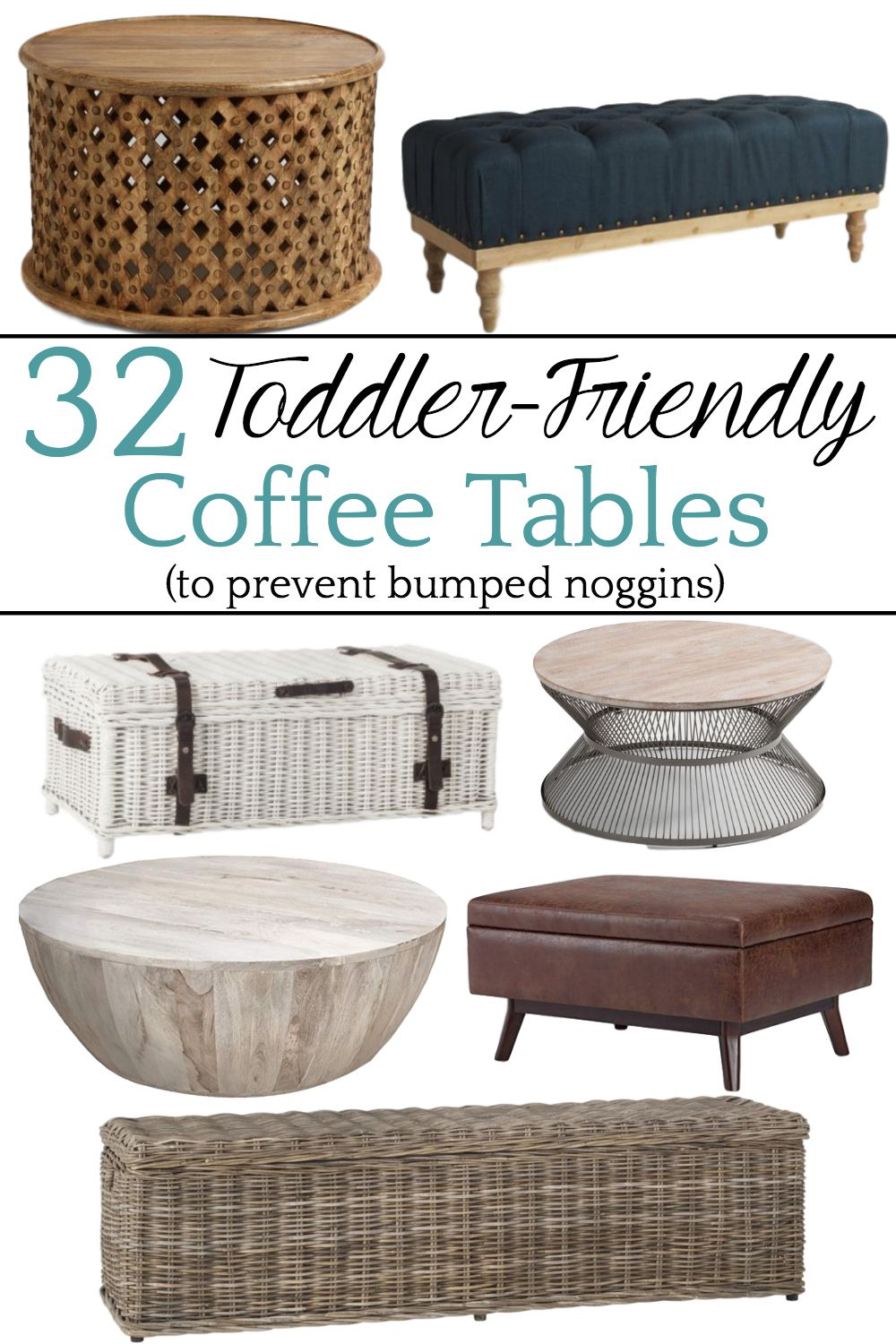 - 32 Of The Best Kid Friendly Coffee Tables Cool Coffee Tables