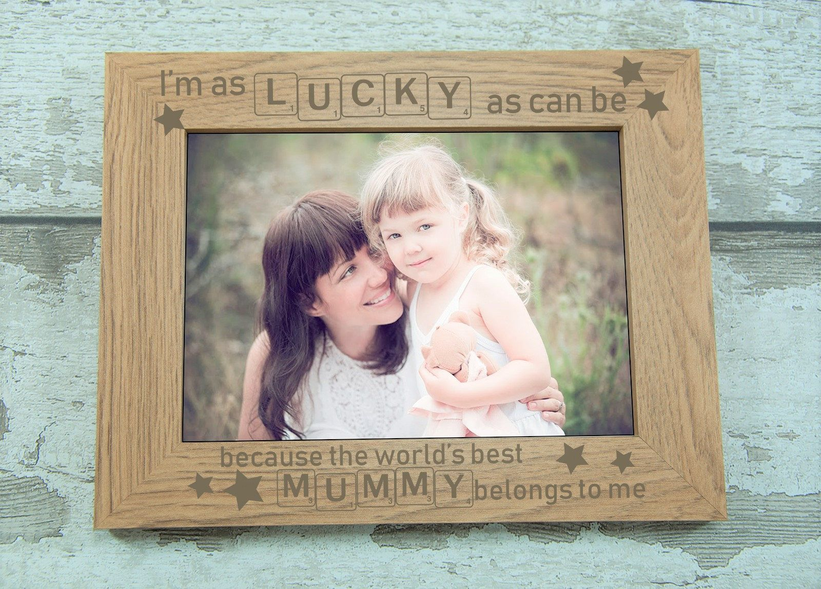 Mother\'s Day Photo Frame Gift Idea - 7\