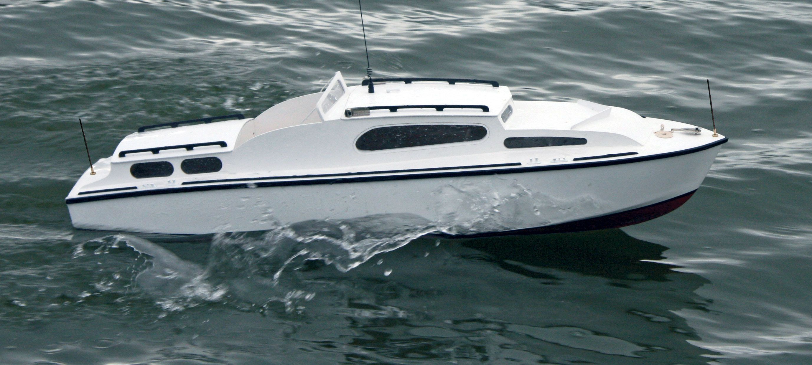 Beau Aerokits Sea Commander Cabin Cruiser Kit