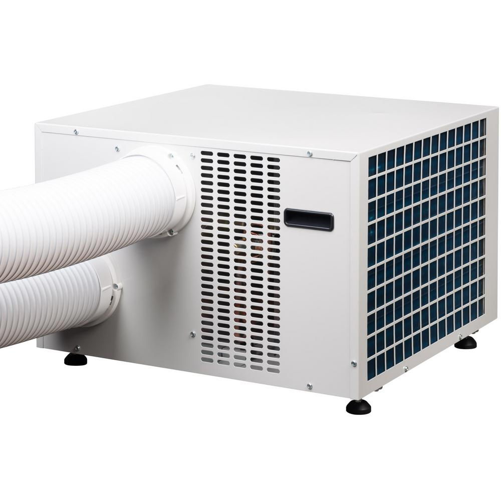 Climateright 10000 Btu Portable Air Conditioner With Heat And Dehumidifier 115v Cr10000ach Portable Air Conditioner Air Conditioner Dehumidifiers