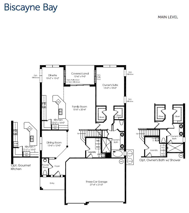 Biscayne Bay Floorplan Dreamhome Newhome Ryanhomes Lakehome Lakehouse Lakelife Home Mainlevel New Homes New Homes For Sale Lake House