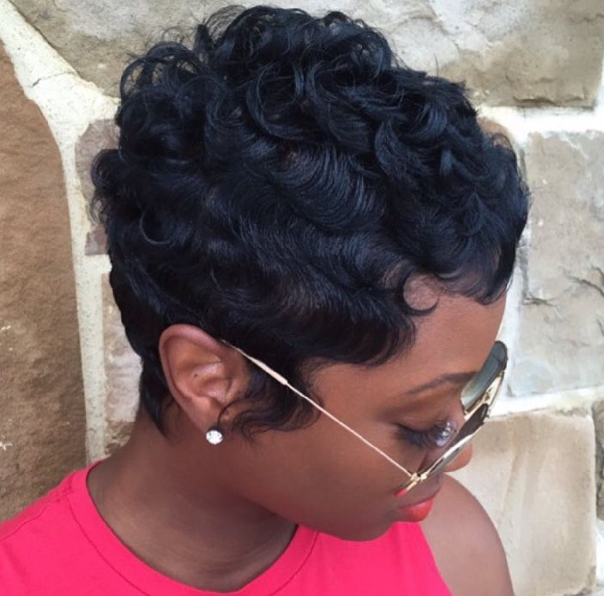 Pin By Rita Ingram On Hair Hair Styles Short Hair Styles Natural Hair Styles