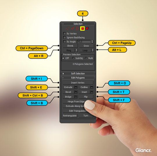 Keyboard Shortcuts For 3ds Max 3ds Max Aplikasi Keyboard
