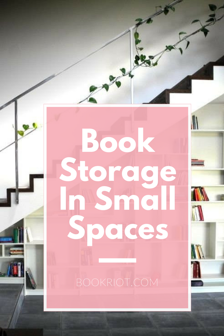 Book Storage Ideas For Apartments And Small Living Spaces Book