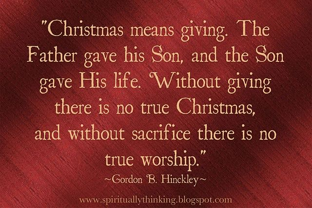 17 Incredibly Inspirational Quotes About Christmas Inspirational