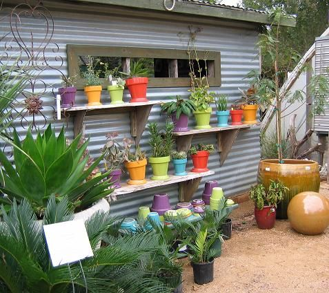 Bright Glazed Ceramic Pots In Wonderful Grouping I Do Love How These Look So Nicely Displayed Together