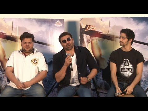 UNCUT Ghayal Once Again Final Trailer Launch   Sunny Deol   PART 1.