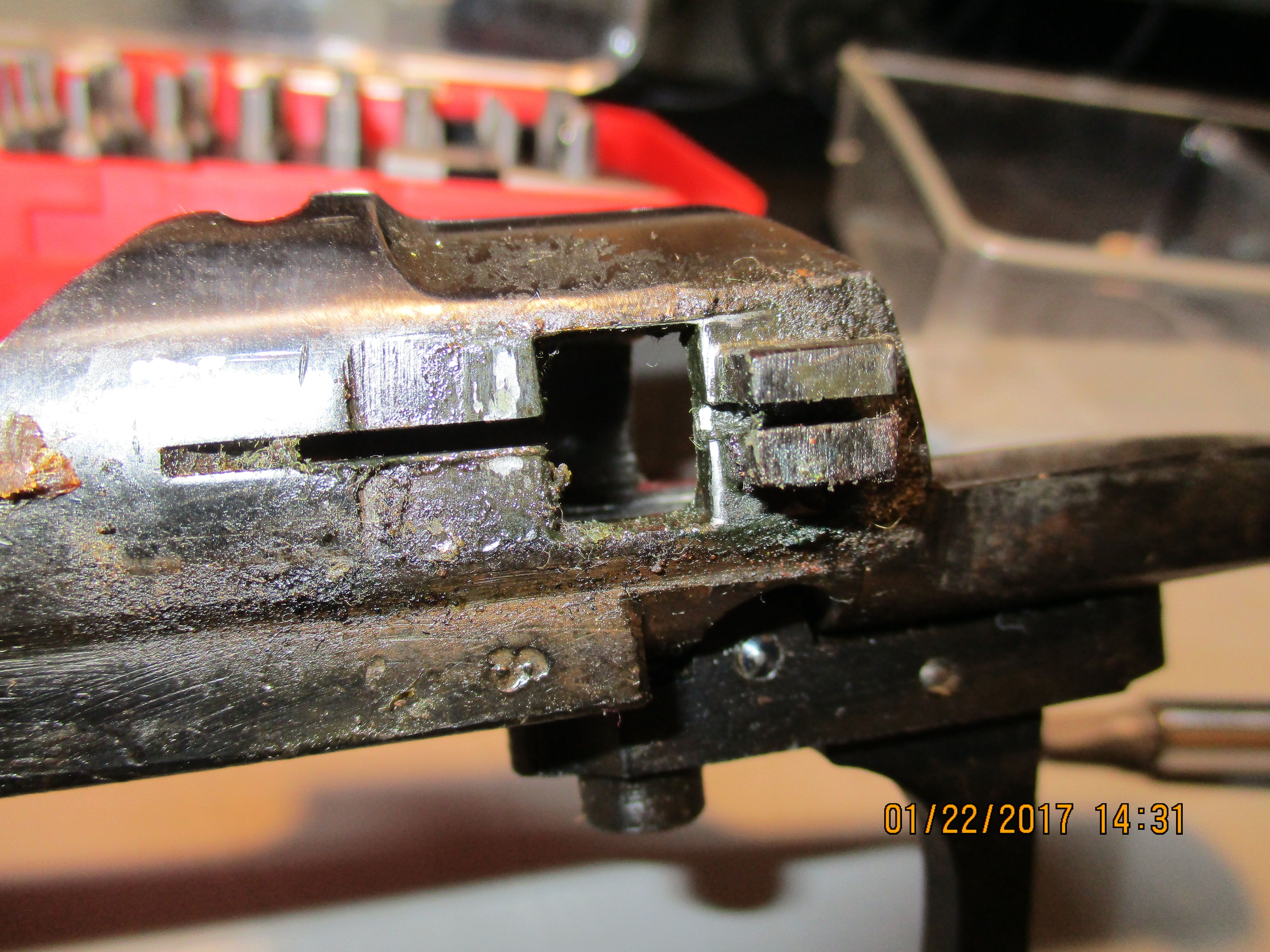 the spanish mauser project underneath the cosmoline and dirt