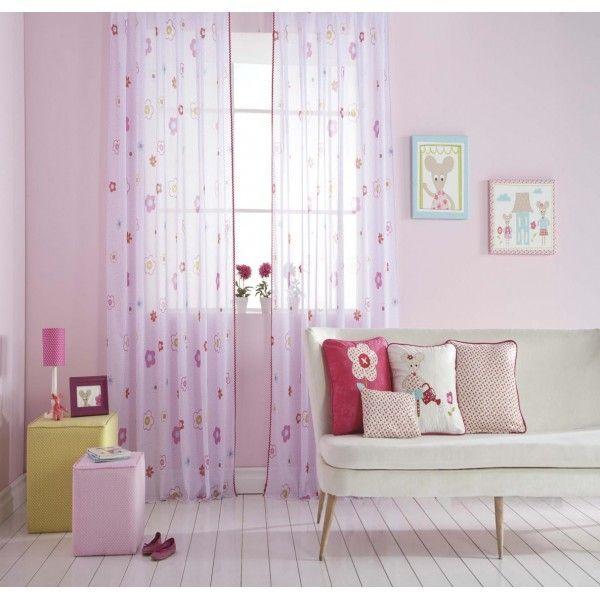 Cortinas habitación infantil de SCENES  #Scenesdecoracióninfantil #Scenesvisillos