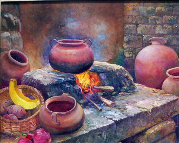 Paisajes peruanos para pintar buscar con google for Cuadros de pinturas para comedor