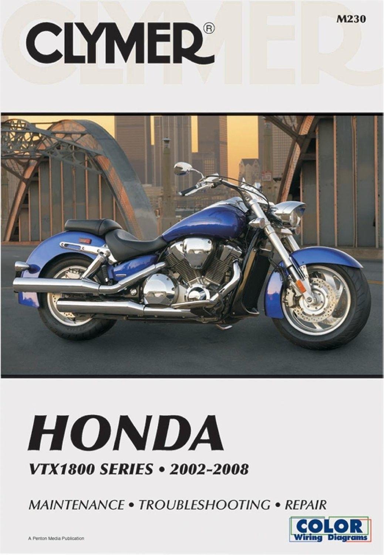 hight resolution of clymer vtx 1800 repair manual brand new clymer manual honda vtx1800 series starting bid