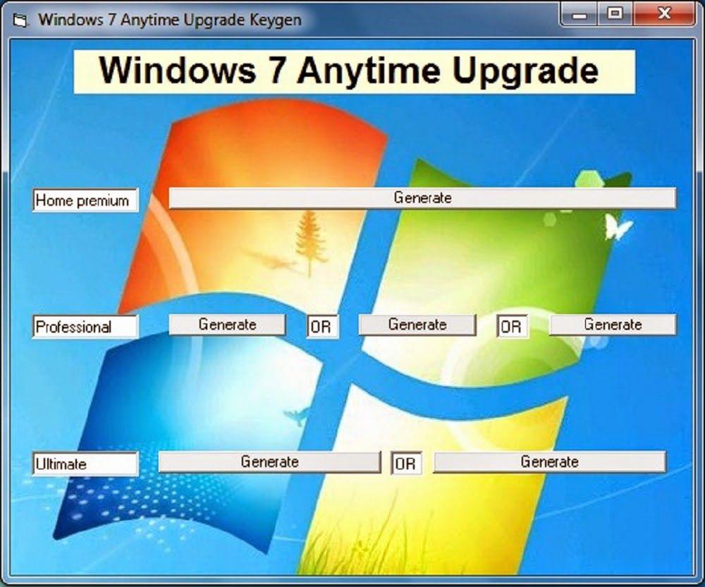 windows 8 7 keygen activation code