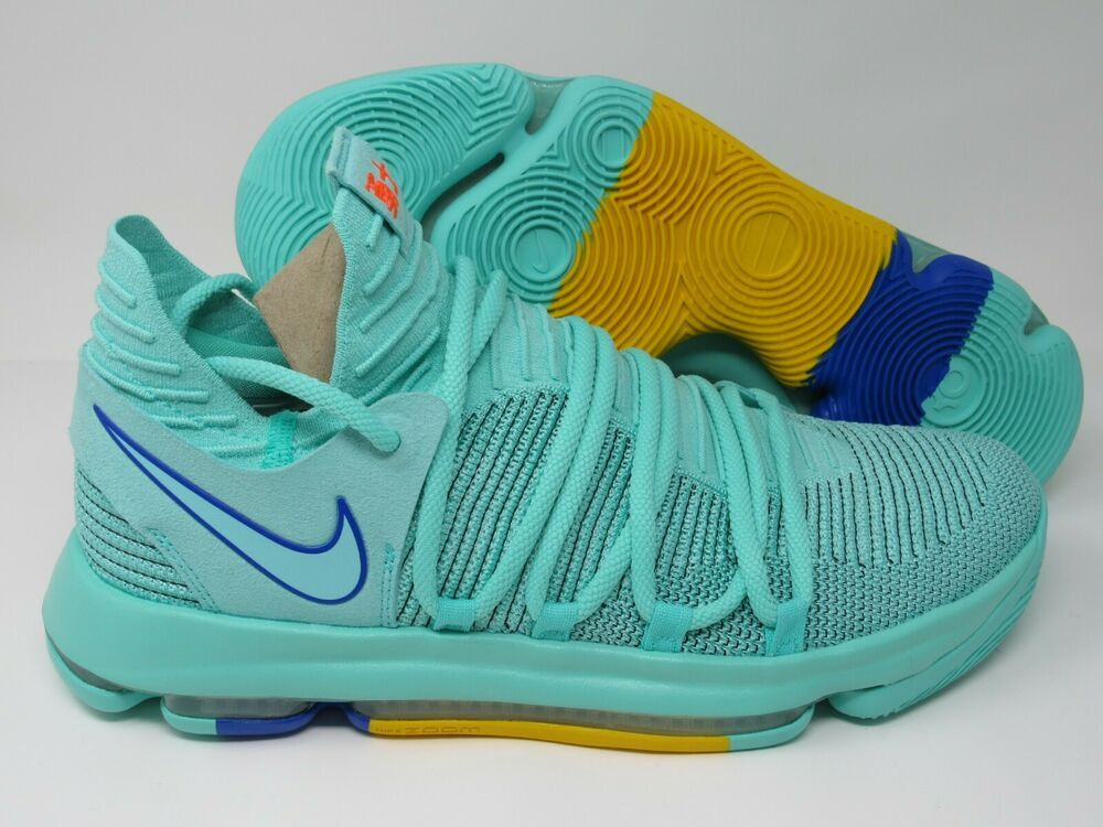 nike zoom kd 10 hyper turquoise Kevin