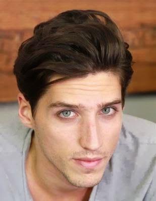 moda cabellos peinados de moda para hombres