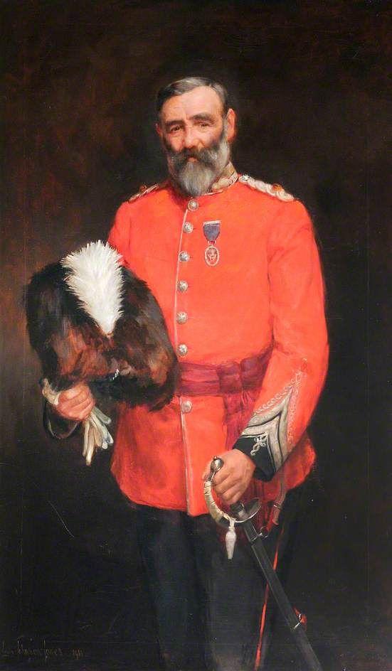 Major Charles Edward Dyson, Mayor of Flint (1903–1904 & 1910)