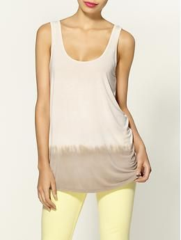 Scoop Neck Tank  by Michael Stars