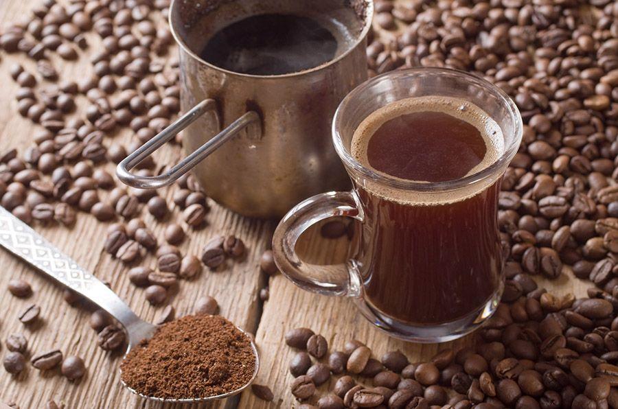 kávé és látás