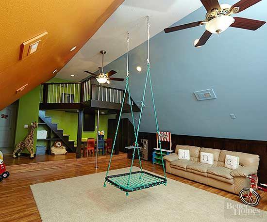 Fun Playroom Ideas Kids Will Love Playrooms, Room and Kids rooms