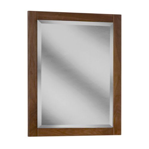 Coastal Collection GFM2433 Georgetown Series Black Walnut with Chestnut Finish Framed Mirror 24Inchby33Inch *** To view further for this item, visit the image link.