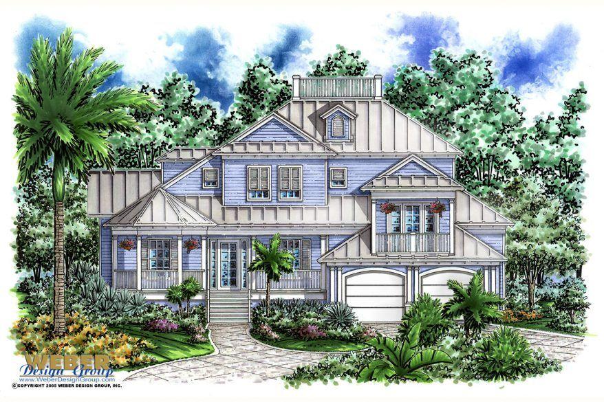 Islander House Plan