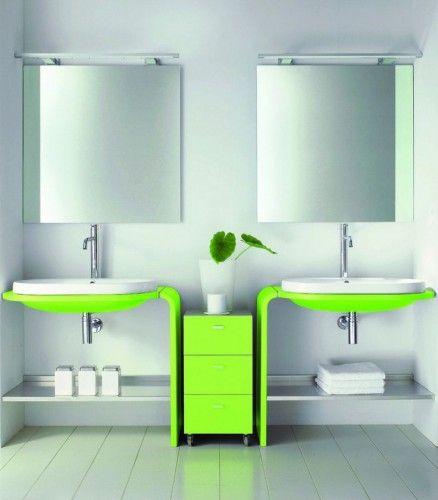 Ƹ̴Ӂ̴Ʒ Du flashy dans la salle de bain ! Ƹ̴Ӂ̴Ʒ | Jaune orange ...