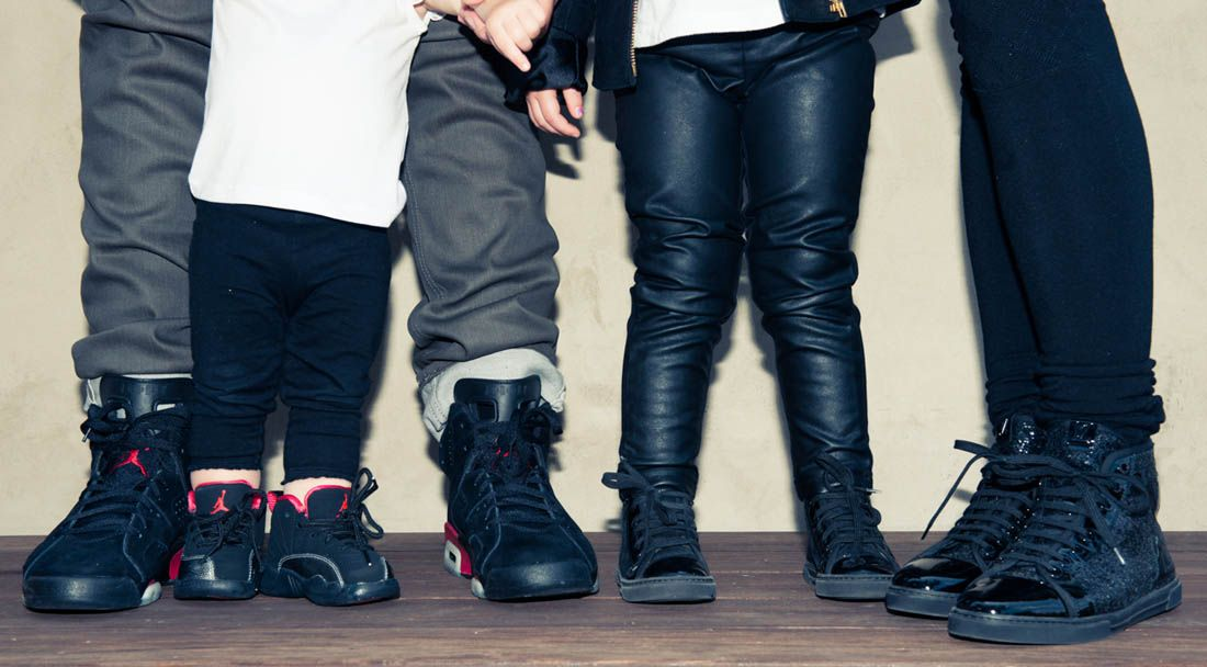 Family Matching Shoes | www.imgarcade.com - Online Image ...