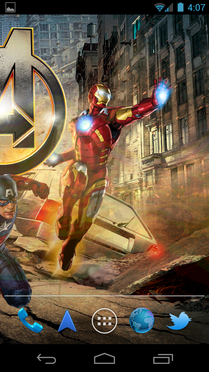Marvel Live Wallpaper Group Pictures(63+) | Live ...